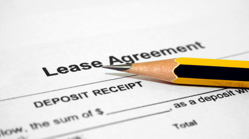 Lease Options to Renew